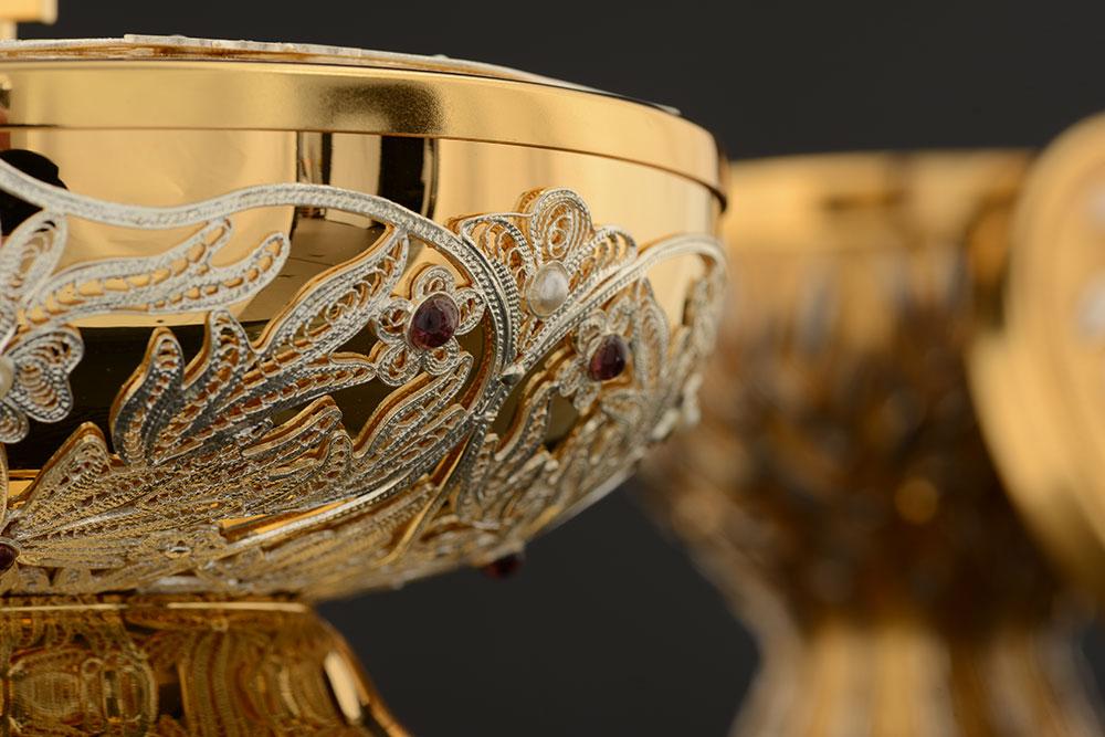 The Communion chalice