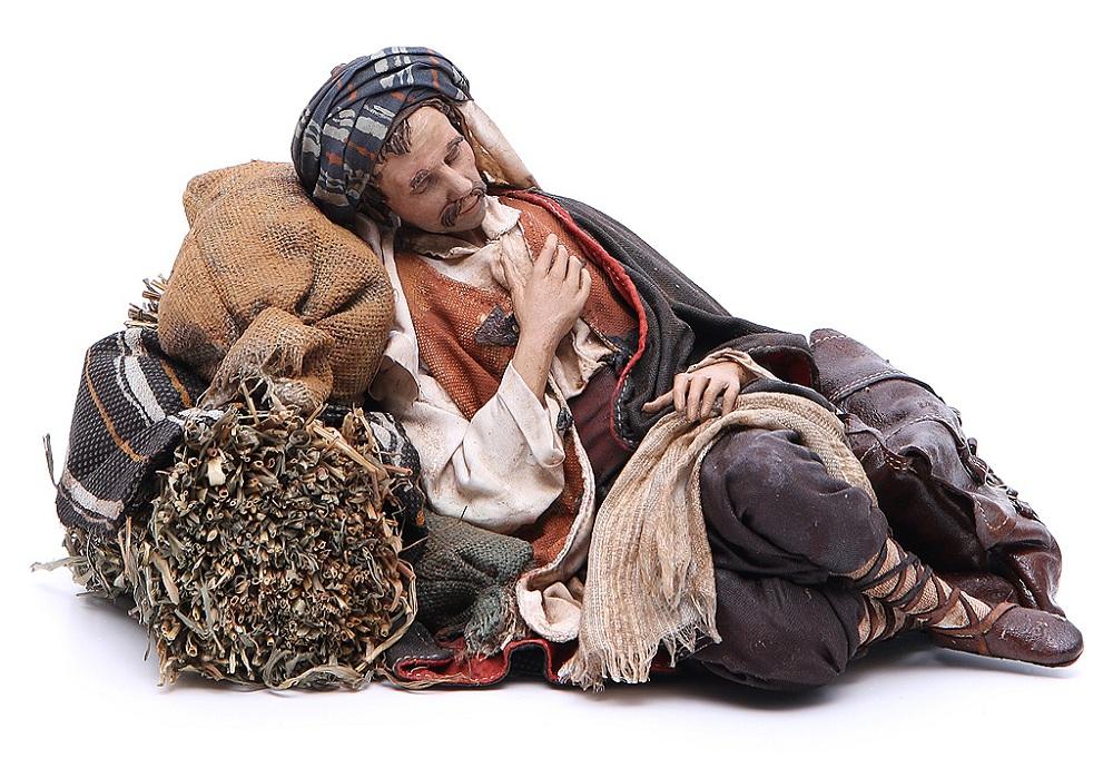 Benino, the sleeping shepherd