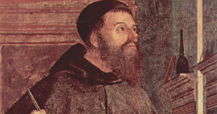 Sant'Agostino d'Ippona: philosopher, bishop and theologian