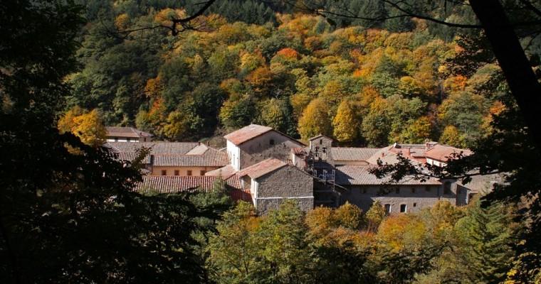 The monastic community of Camaldoli