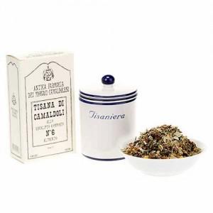 camaldoli eucalyptus herbal tea
