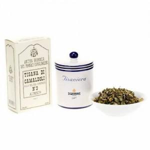 camaldoli melissa herbal tea