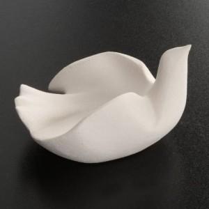 dove in flight statue
