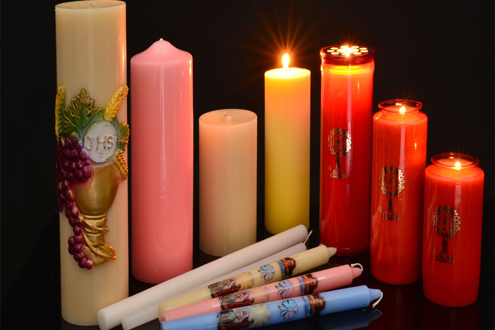 Liturgical candles: when and why they are important