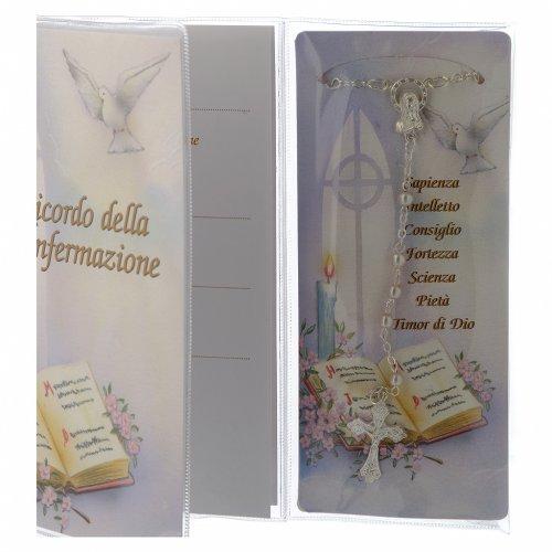 Booklet Confirmation Confirmation Rosario