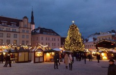 The enchanted atmosphere of Christmas in North Europe Stockholm and Gothenburg