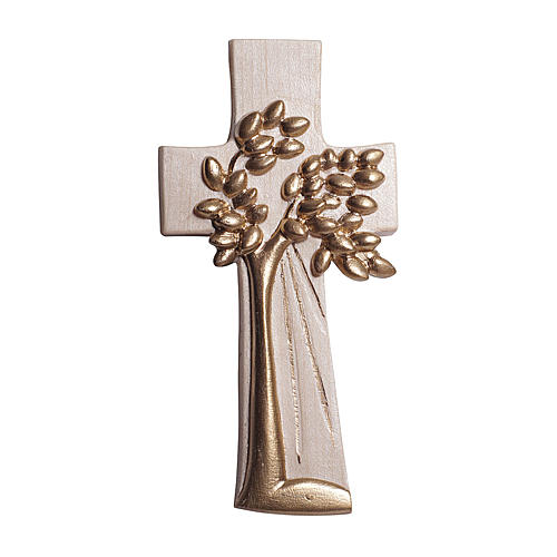cross tree of life design valgardena