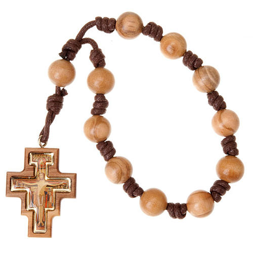 rosary ten cross damiano