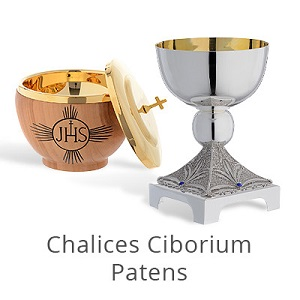 Chalices Ciborium Patens