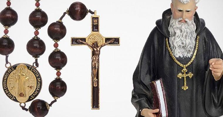 The Novena to Saint Benedict