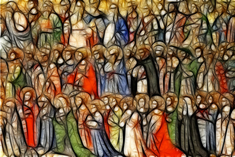 The saints that changed the world