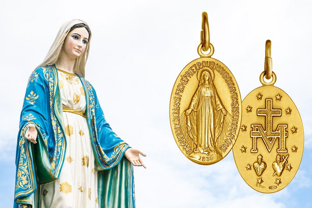 The story of the Miraculous Medal: from apparitions to the novena