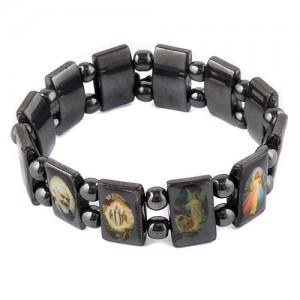 Multi-image metal bracelets