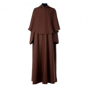 clothing of Franciscan friars