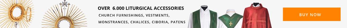 Liturgical Accessories - Holyart.co.uk