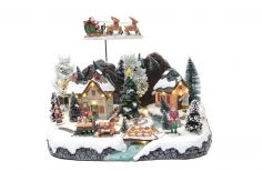 Holyart miniature Christmas villages